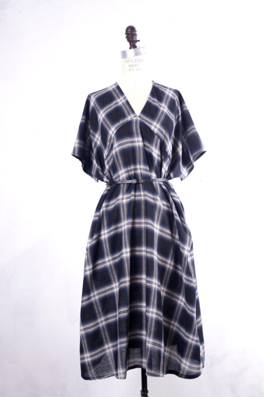 DUNNA02-PLAID-BELTED