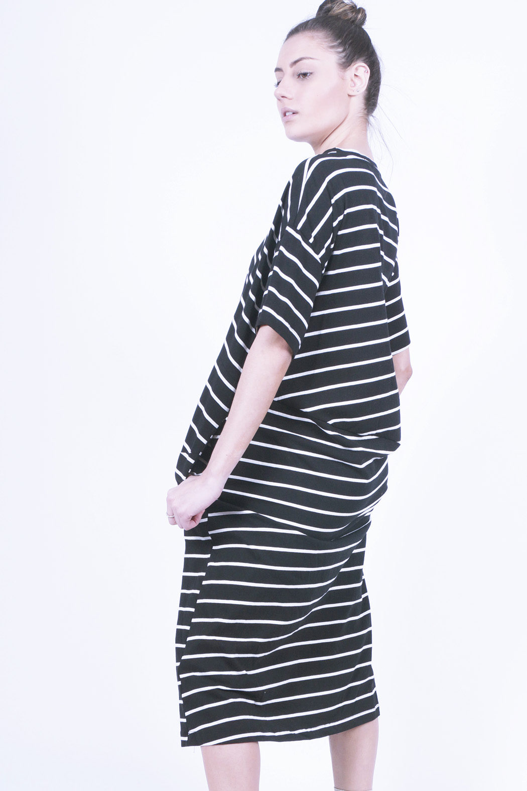 tasman dress striped